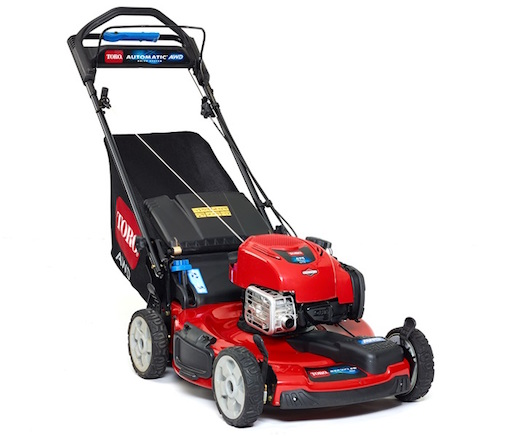 Cortacésped Toro All-Wheel Drive Steel Deck Recycler® (20960)